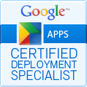 Google Apps Certified Deployment Specialists